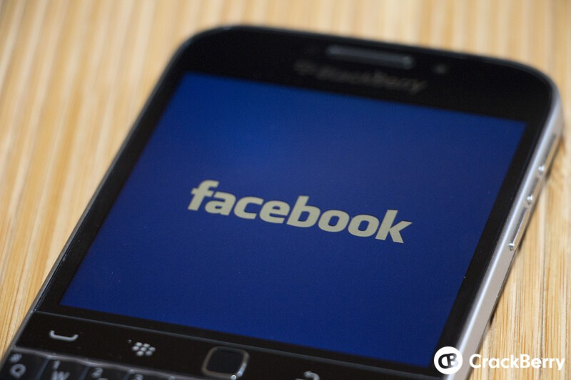 Facebook for BlackBerry 10 has been updated, but you're not going to like it