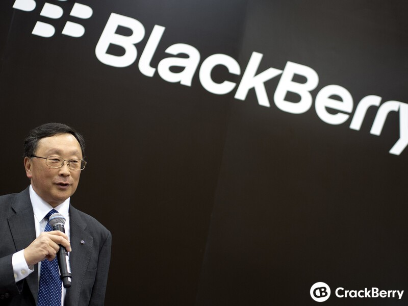 John Chen talks lack of apps and need for partnerships