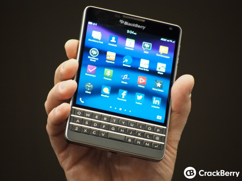 BlackBerry Passport for AT&T