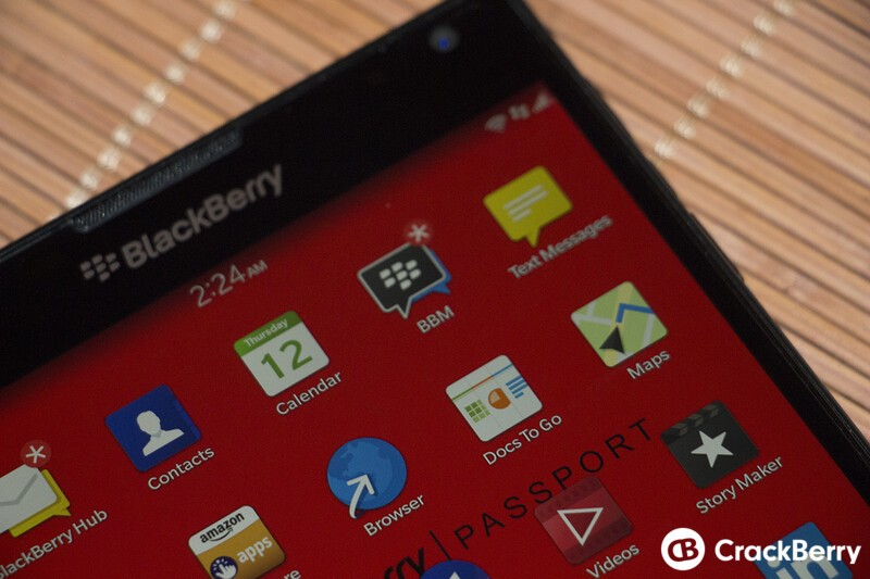 New BBM beta offers the ability chat with people outside of your BBM contacts