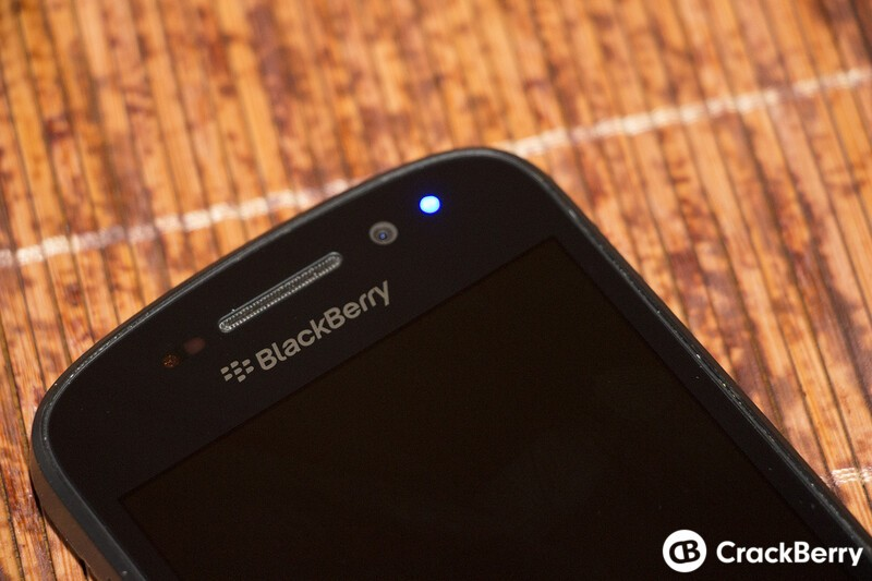 Having 'Blue LED' errors on your BlackBerry 10 device? Here's how to fix it!
