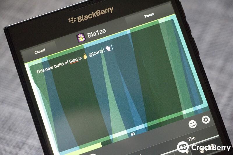 Blaq for BlackBerry 10 v1.5 is coming soon!