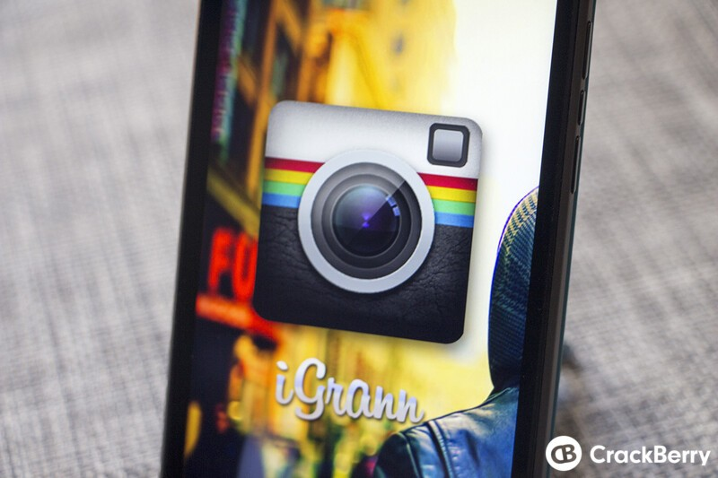 iGrann Pro updated with support for multiple accounts, direct messaging and more!