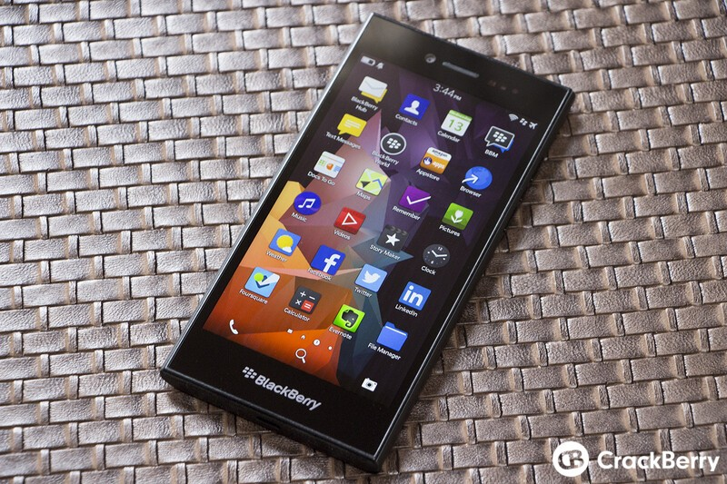 BlackBerry Leap arrives in the Philippines May 30th