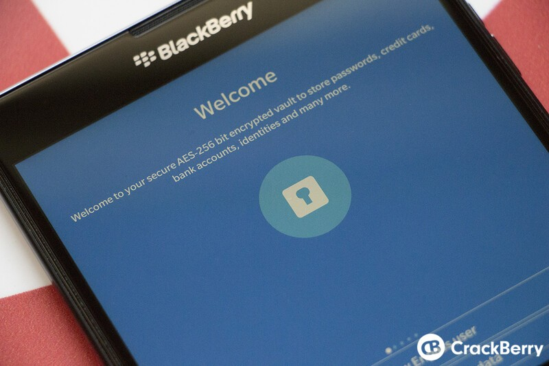 Enpass Password Manager for BlackBerry 10 updated with new features and improvements