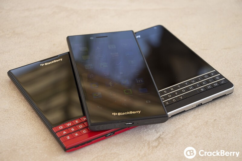 OS 10.3.2.798 update files for all BlackBerry 10 devices now available
