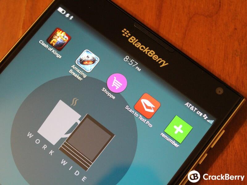 BlackBerry App Roundup 6/12/15