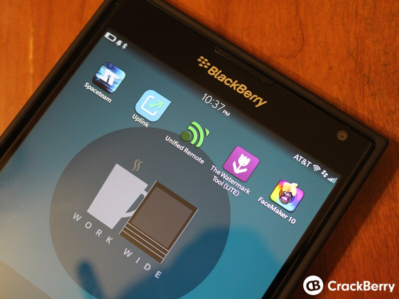 BlackBerry App Roundup 6/26/15