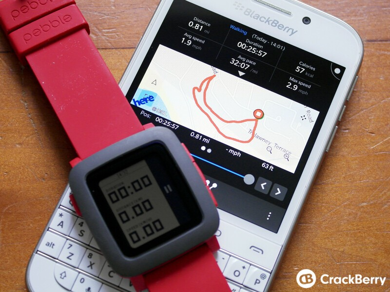 CascaRun Pro brings Pebble integration with the help of Talk2Watch Pro