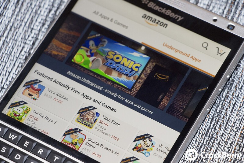 Amazon Underground app offers 0,000 worth of apps and games 'that are actually free'