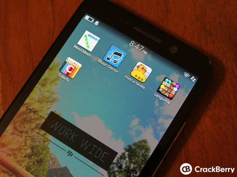 BlackBerry App Roundup 8/14/15