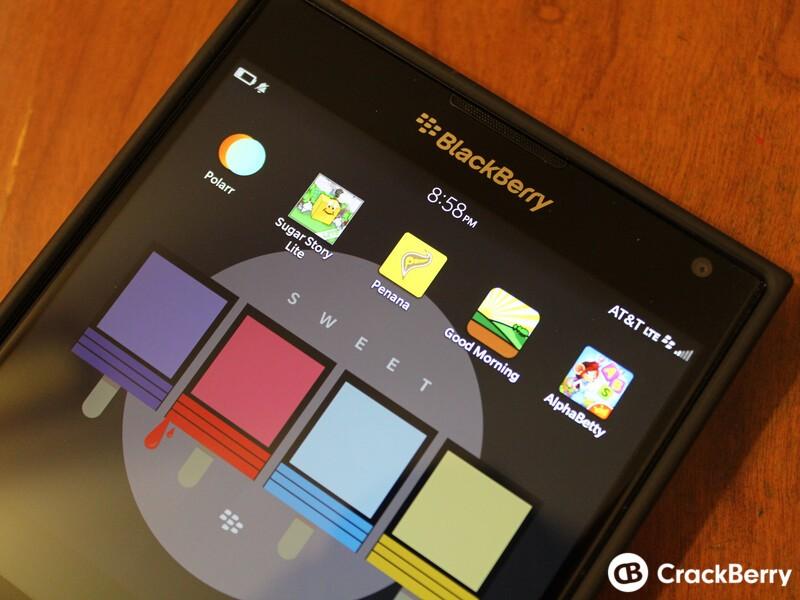 BlackBerry App Roundup 8/21/15