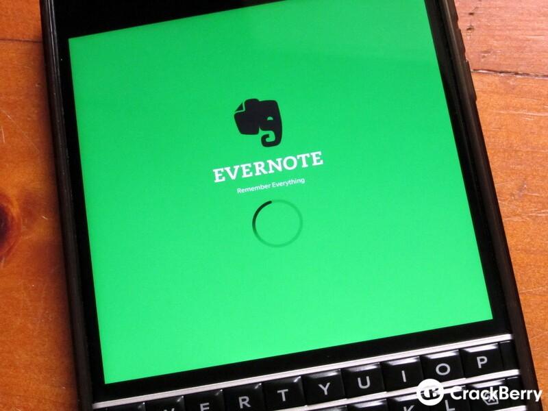 Evernote hero