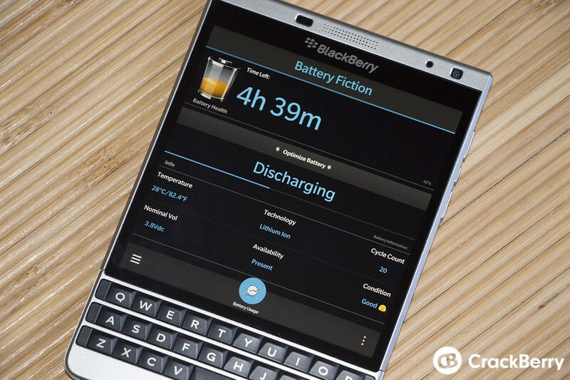 Battery Fiction Pro updated with protection mode settings, additional battery information, and more