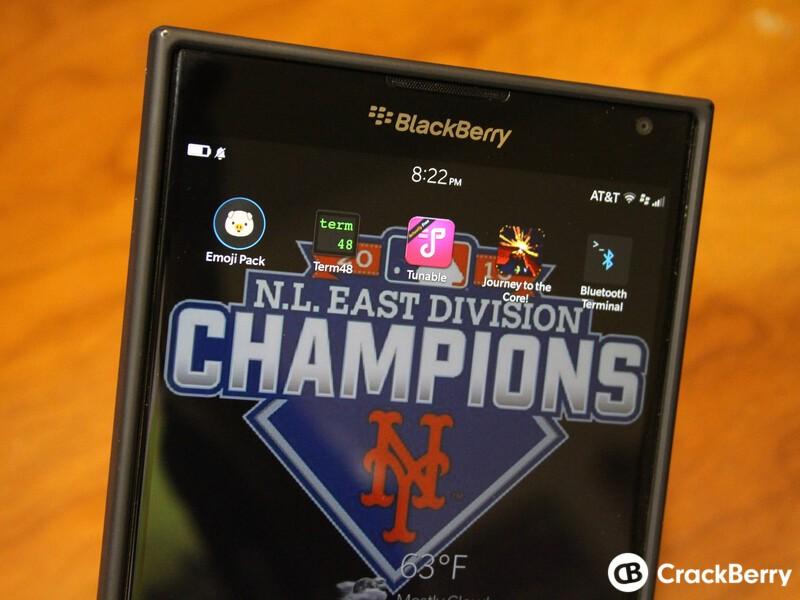 BlackBerry App Roundup 10/16/15