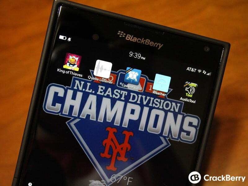 BlackBerry App Roundup 10/30/15