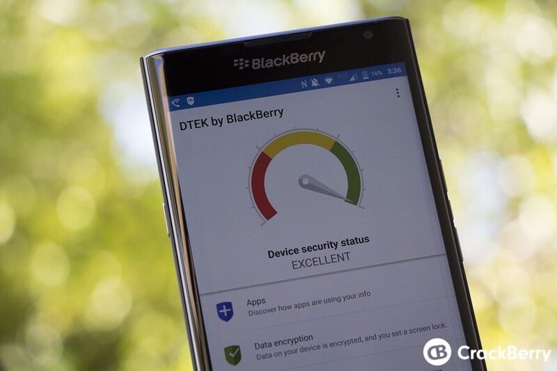 BlackBerry announces BlackBerry Integrity Detection for developers