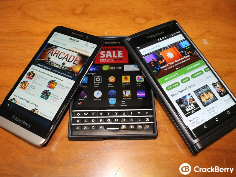 BlackBerry App Roundup 11/27/15