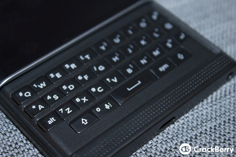 Priv Quick Tip: How to enable or disable physical keyboard gestures