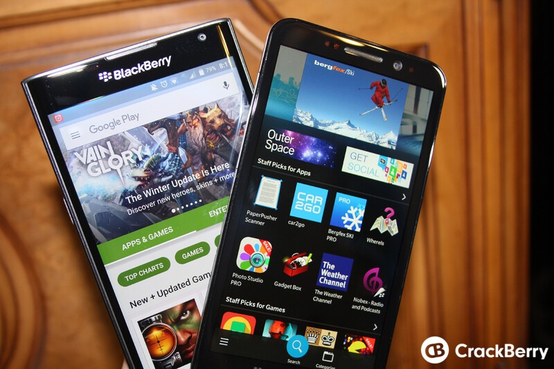 BlackBerry App Roundup for January 22, 2016