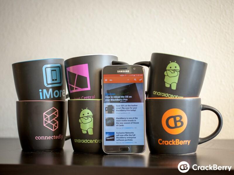 CrackBerry Android app update