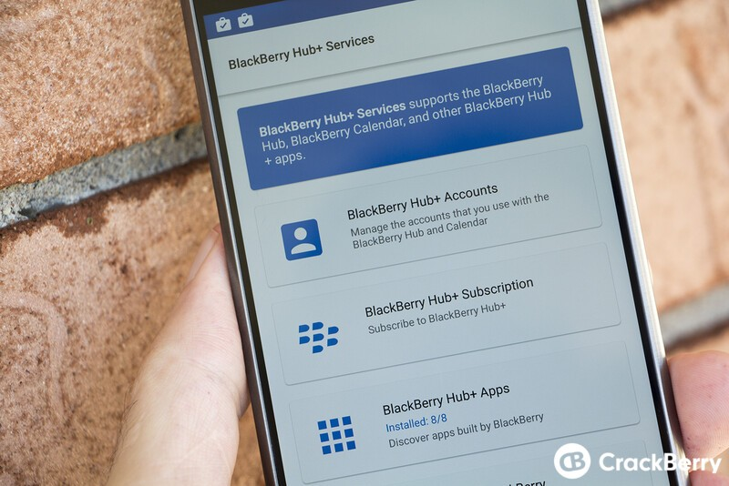 BlackBerry opens BlackBerry Hub+ Suite beta testing to all Android devices!
