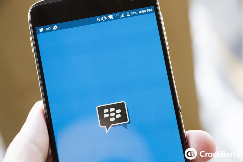 BBM will soon offer editable custom PINs, improved photo and video sharing, and more!