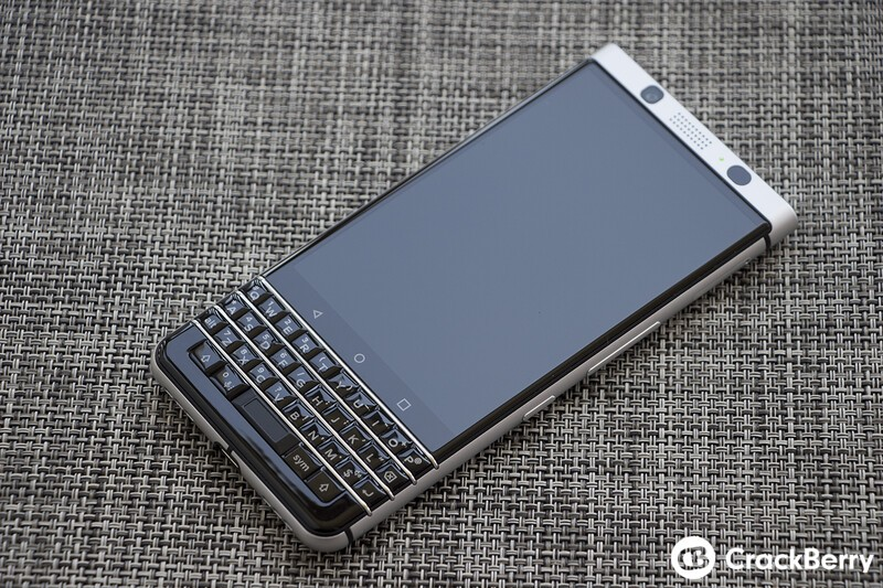 TCL shipped 850000 BlackBerry KEYone smartphones in 2017