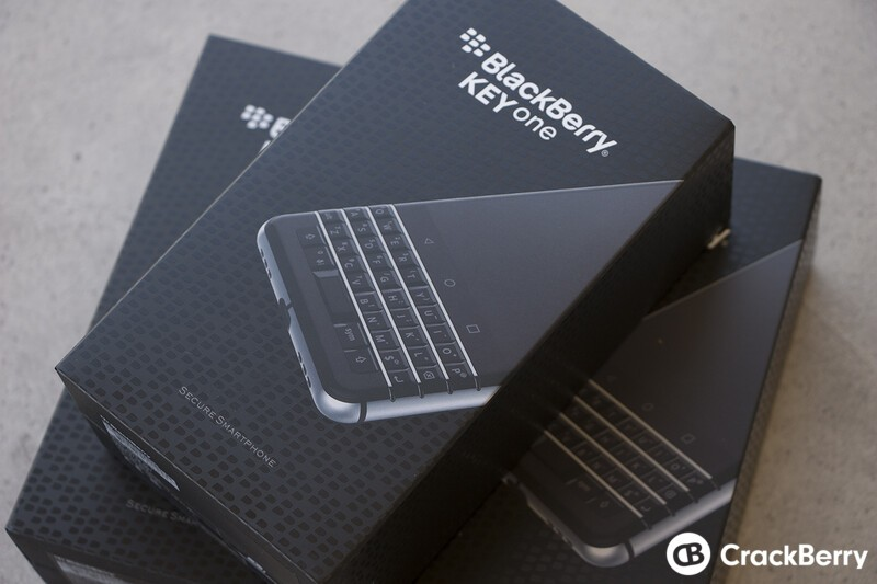 BlackBerry KEYone now available in Turkey from Vodafone!