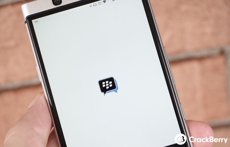 BBM beta for Android makes it easier to import your BlackBerry 10 BBM contacts