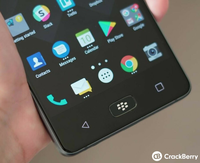 BlackBerry Motion Specs and Features