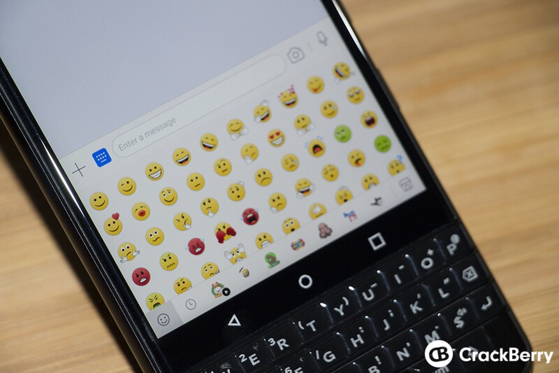 Bbm Update Brings Improved File Sharing Classic Emoji For All And More