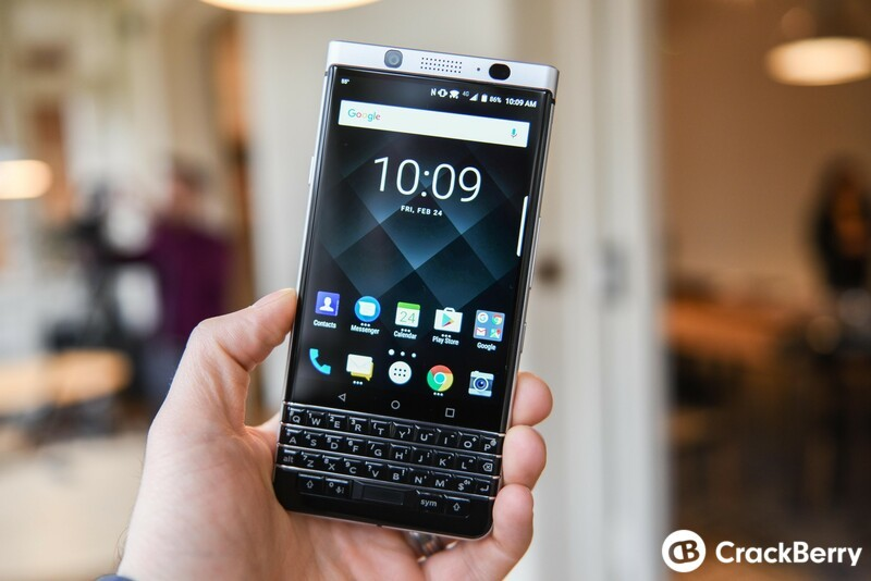 CrackBerry Poll: Are you using the BlackBerry Launcher or have you switched to a different launcher?