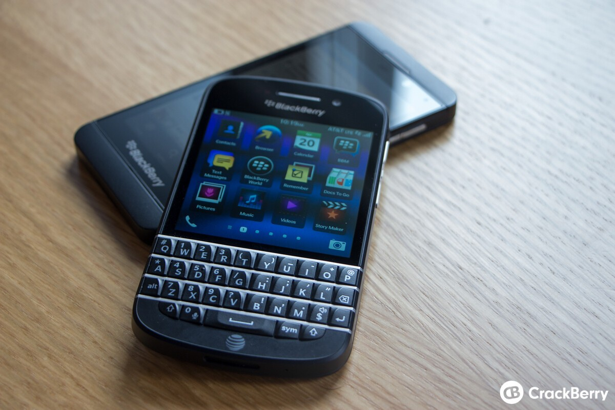 BlackBerry's President of Enterprise talks about why they ...