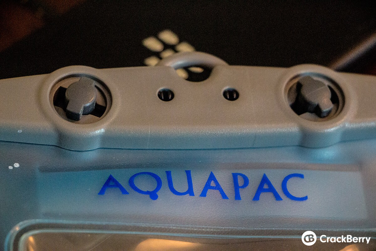 Aquapac saves the day!