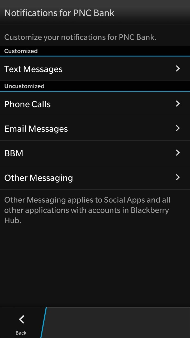 Bbm And Sms Messages Also Feature Instant Reply, Allowing You To Respond To  A Message Right From The Popup Notification Tap The Arrow, Then Enter Your