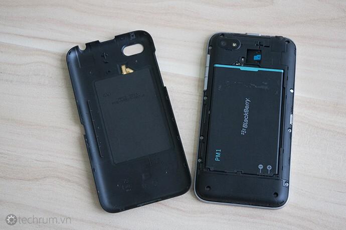 BlackBerry Z5