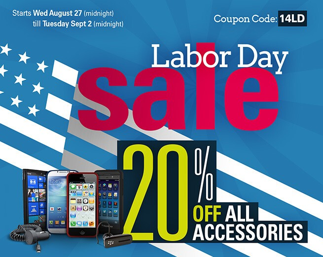 Labor Day Sale!
