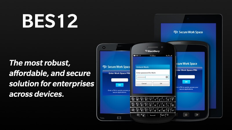 Ocean Capital Investments replaces MobileIron with BlackBerry's Hosted Solution on BES12