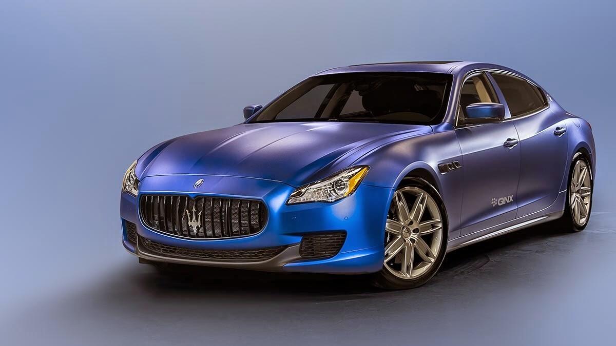 GTS concept car  Car