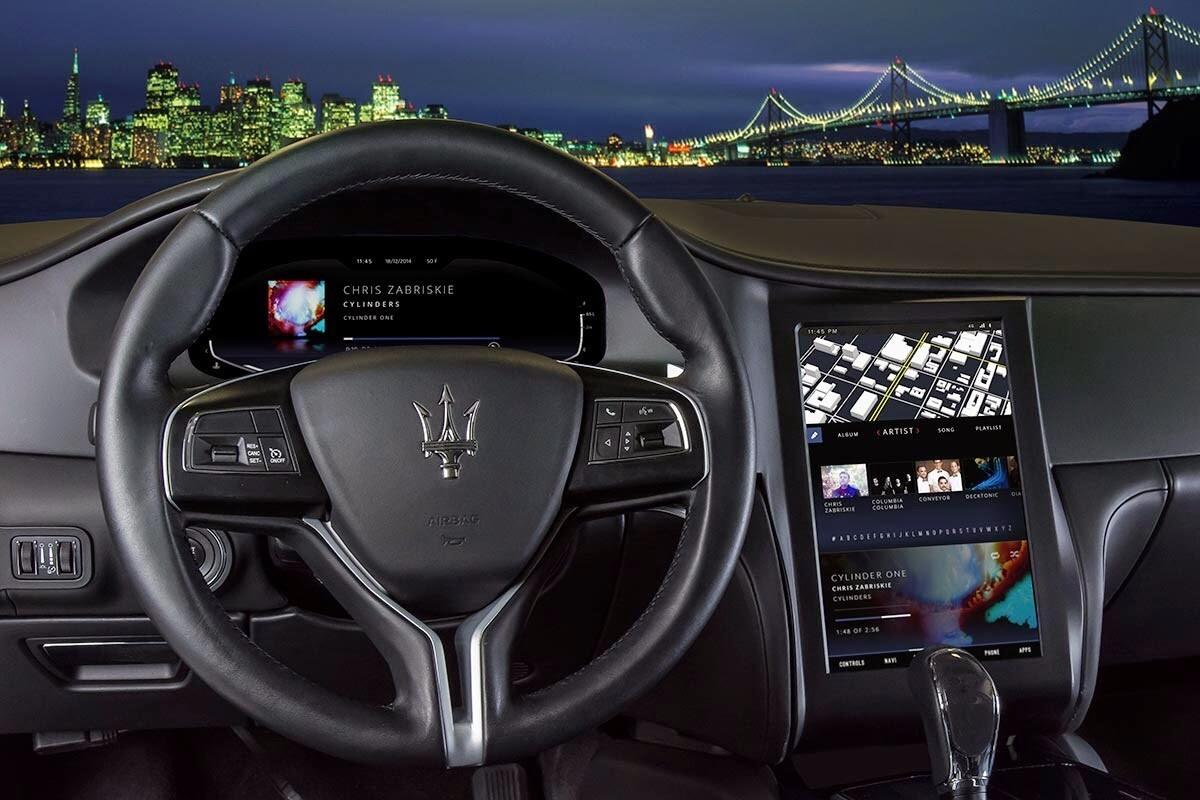 QNX achieves new milestone in automotive market