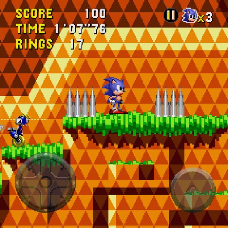 Take a trip down memory lane with Sonic CD