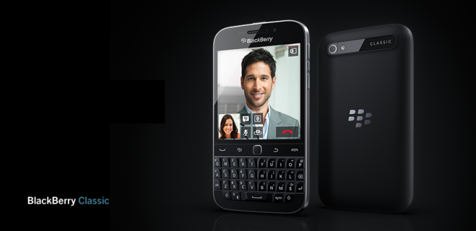 BlackBerry Classic expected to launch in India on January 15th