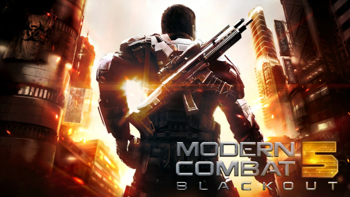 Modern Combat 5: Blackout arrives on BlackBerry World