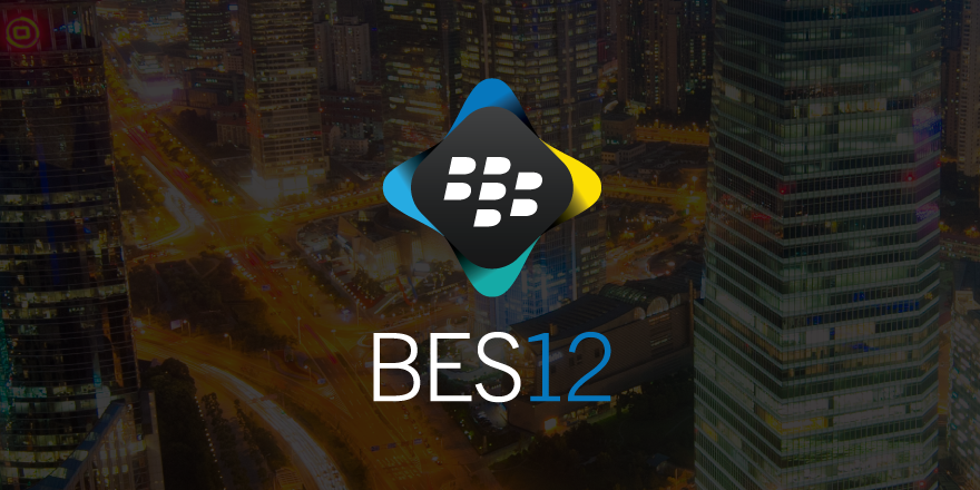 BlackBerry announces BES12 version 12.2