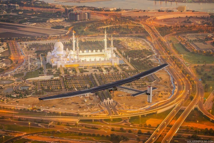 QNX-equipped Solar Impulse 2 readies for round-the-world flight