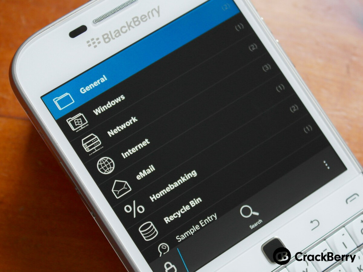 Manage your passwords with KeePassB Password Manager - 100 free copies up for grabs