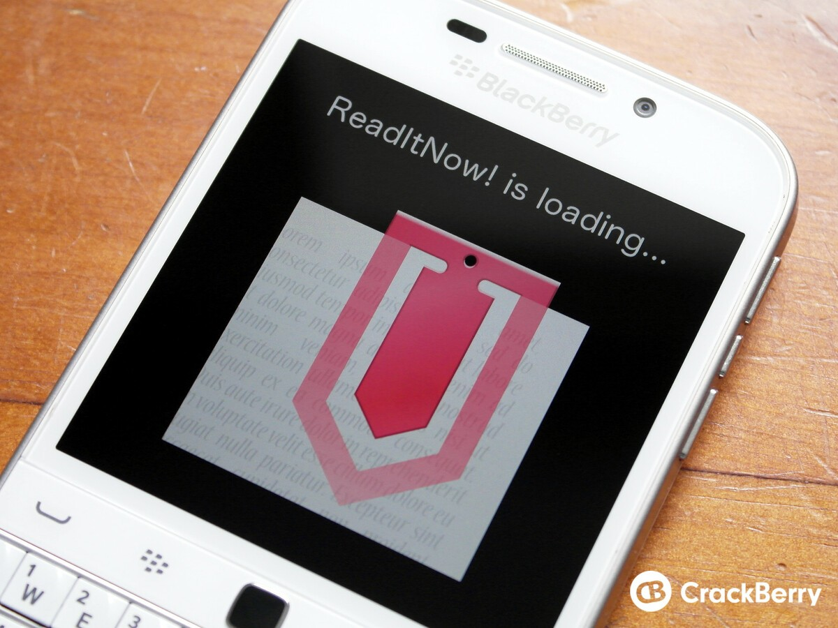 ReadItNow! receives a small update with a few new featuers and improvements