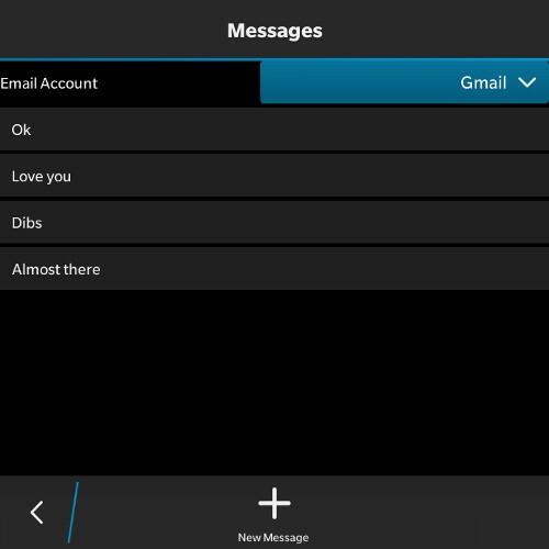 Talk2Watch Pro message templates