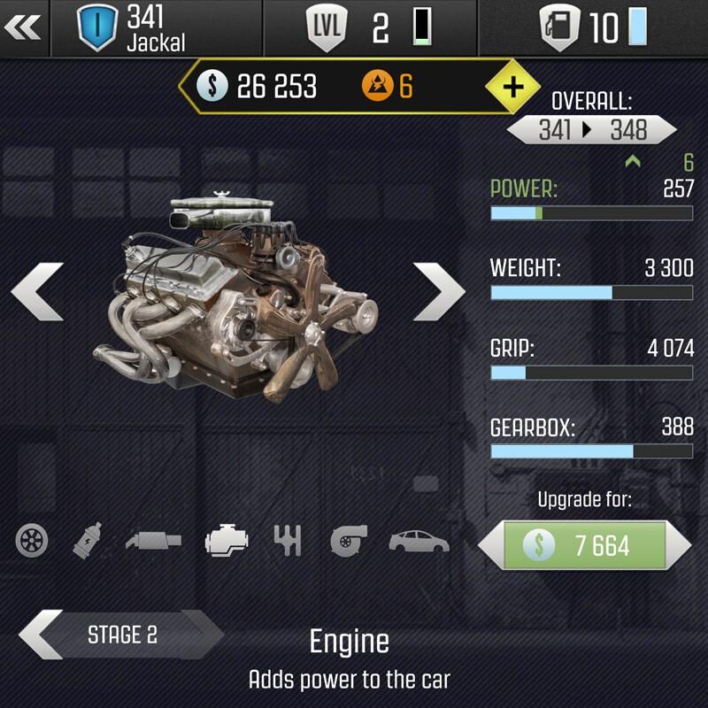 Top Speed Mechanic